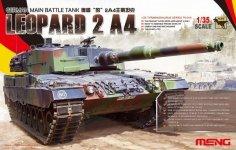 Meng TS-016 Leopard 2 A4 German Main Battle Tank (1:35)
