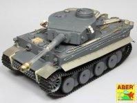 Aber 16K02 Pz.Kpfw. VI Ausf.E (Sd.Kfz.181) Tiger I – s.PzAbt. 501 in Tunisia (1:16)