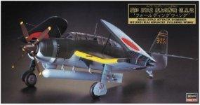 Hasegawa CH41 51041 B7A2 Ryusei Kai (Grace)  Folding Wing 1:48
