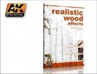 AK Interactive AK 259 REALISTIC WOOD EFFECTS