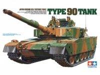 Tamiya 35208 JGSDF Type 90 Tank (1:35)