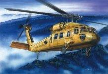 Hobby Boss 87216 UH-60A Blackhawk (1:72)