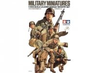 Tamiya 35192 U.S. Army Assault Infantry Set (1:35)