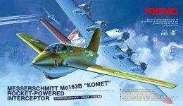 Meng Model QS-001 Messerschmitt Me-163B Komet 1/32