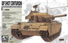 AFV Club 35159 IDF Centurion Mk.5 (1:35)