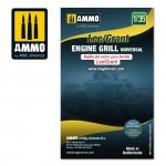 Ammo of Mig 8084 Lee/Grant engine grille universal 1/35