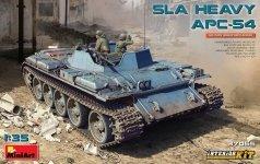 Miniart 37055 SLA HEAVY APC-54. INTERIOR KIT 1/35