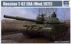 Trumpeter 01556 Russian T-62 ERA (Mod.1972) (1:35)