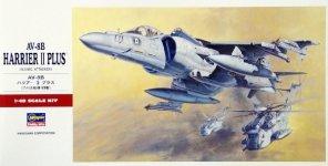 Hasegawa PT28 AV-8B Harrier II Plus (1:48)