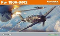 Eduard 82145 Fw 190A-8/R2 1/48