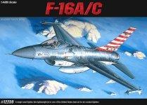 Academy 12259 F-16A/C (1:48)