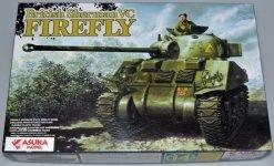 Asuka 35-009 British Sherman VC Firefly 1/35