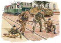 Dragon 6161 Panzergrenadiers Arnhem 1944 (1:35)