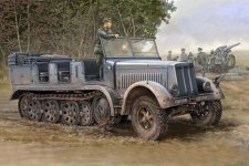 Trumpeter 01514 Sd.Kfz.7 Mittlere Zugkraftwagen 8t early version (1:35)