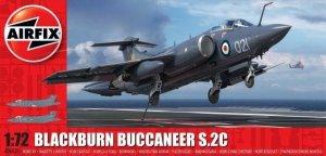 Airfix 06021 Blackburn Buccaneer S.2C Royal Navy 1/72