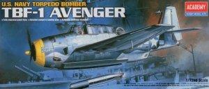 Academy 12452 TBF-1 Avenger (1:72)