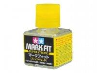 Tamiya 87205 Mark Fit Super Strong Decal Solution 40ml - płyn do kalkomanii