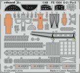 Eduard FE1004 U-2 / Po-2 ICM 1/48
