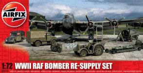 Airfix  05330 Bomber Re-supply 1/72