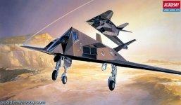 Academy 12475 F-117A Stealth (1:72)