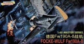 Dragon 5502 Focke-Wulf Fw190A-8 (1:48)
