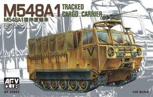 AFV Club 35003 American M548A1 Tracked Cargo Carrier