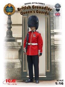 ICM 16001 British Grenadier Queen's Guards