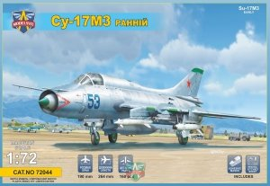 Modelsvit 72044 Sukhoi Su-17M3 Early vers. advanced fighter 1/72