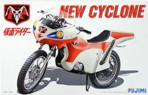 Fujimi 141541 New Cyclone Motorcycle from Kamen Masked Rider 1/12