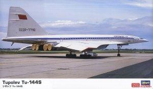Hasegawa 10837 Tupolev Tu-144S 1/144