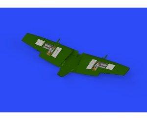 Eduard 672154 Spitfire Mk. VIII gun bays 1/72 EDUARD