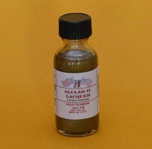 Alclad ALC 118 Gold Titanium 30ML