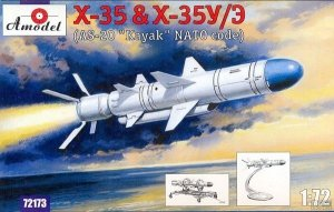 A-Model 72173 X-35/X-35 U/E ( AS-20 Nato Code KAYAK) 1:72