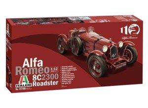 Italeri 4708 ALFA ROMEO 8C 2300 Monza 1/12