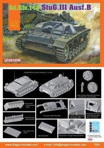 Dragon 7559 StuG.III Ausf.B (1:72)