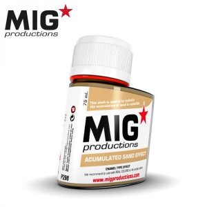 Mig Productions P298 ACCUMULATED SAND EFFECT (75ML)