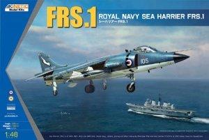 Kinetic K48035 FRS.1 Royal Navy Sea Harrier 1/48