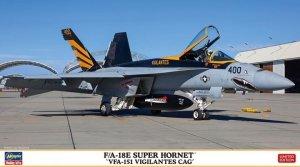 Hasegawa 02365 F/A-18E Super Hornet 'VFA-151 Vigilantes CAG' 1/72