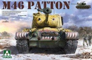 Takom 2117 M46 Patton 1/35