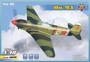 Modelsvit 4809 Yakovlev Yak-9D 1/48