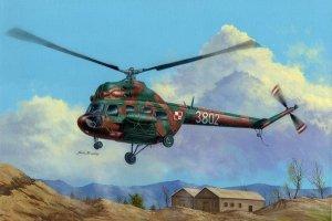 Hobby Boss 87241 PZL Mi-2T Hoplite (1:72)