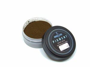 Modellers World MWP020 Pigment: Grzybiczny brud (Black mold) 35ml