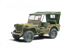 Italeri 3635 Willys Jeep MB 80th Anniversary 1941-2021 1/24