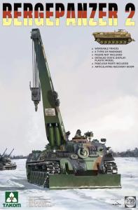 Takom 2122 Bergepanzer 2 Standard 1/35