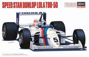 Hasegawa 20394 Speed Star Dunlop LOLA T90-50 1/24