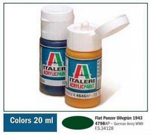 Italeri 4798 PZ. OLIVGRUN 20ml