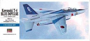 Hasegawa D11 T-4 Blue Impulse 1/72