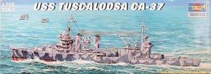 Trumpeter 05745 USS TUSCALOOSA CA-37 1/700