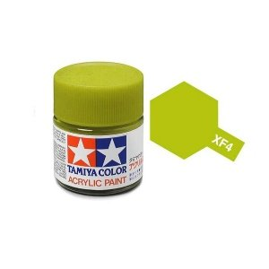 Tamiya 81304 Acryl XF-4 Yellow Green 23ml
