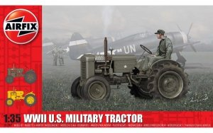 Airfix 1367 WWII U.S. Military Tractor 1/35